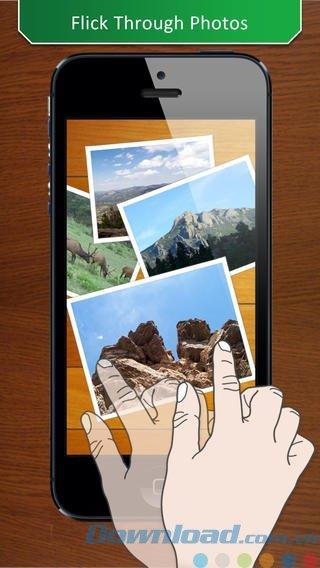 iOS1.2.1用の無料の写真テーブル-iPhone / iPadの写真コラージュソフトウェア