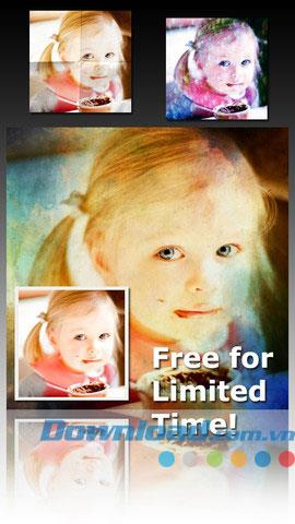 PhotoJus Texture FX for iOS 1.3-iPhone / iPad用のInstagram写真効果