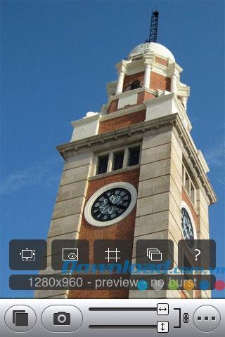 Camera Zoom for iOS 1.8.11 - Logiciel prenant en charge la prise de photos pour iPhone / iPad