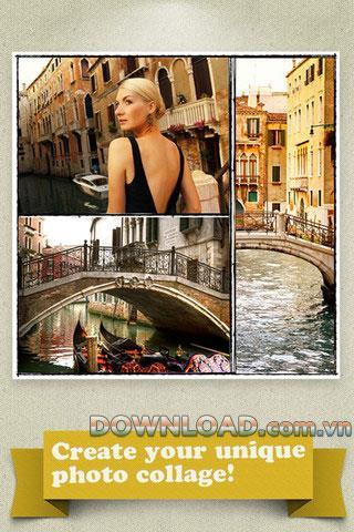 iOS1.0用の額縁-iPhone用の写真コラージュソフトウェア