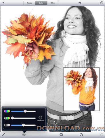 Color Studio Pro for iPad - Logiciel de correction des couleurs pour iPad