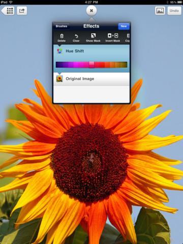 TouchUp foriPad-iPadで写真をデザインする