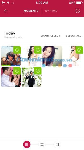Sharalike for iOS 3.0.2-iPhone / iPadで自動写真ビデオを作成する