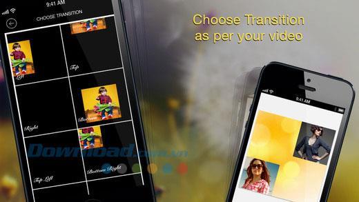 iOS1.1用の無料のビデオメーカー-iPhone / iPadで映画をすばやく簡単に作成