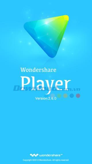 Wondershare Player for iOS 3.0.0-iPhone / iPad用の多機能ビデオプレーヤー