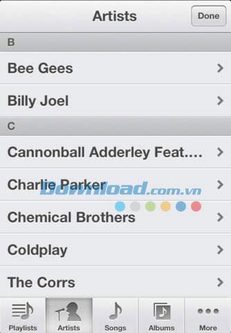 ConcertPlay pour iOS 1.2 - Effets sonores surround étonnants sur iPhone / iPad