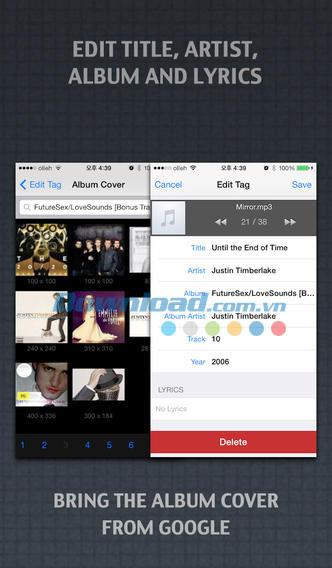 FreeMusic + pour iOS 1.0.0 - Téléchargez et jouez de la musique de manière professionnelle sur iPhone / iPad