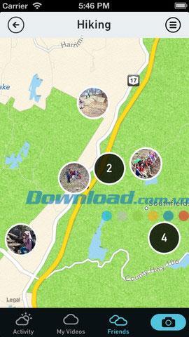 Cloudee pour iOS 1.1.12 - Partagez des vidéos en privé sur iPhone / iPad