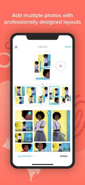 Animoto: Social Video Editor für iOS 1.27.0 - Erstellen Sie Werbevideos auf Instagram, Facebook