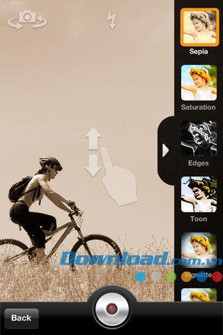 Pixorial für iOS 1.2.5 - Bearbeiten und teilen Sie Videos kostenlos auf dem iPhone / iPad