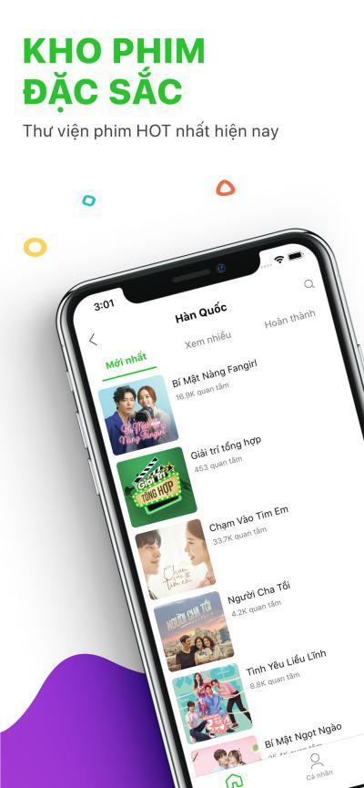 Zing TV für iOS 2019.12.01 - Filme und Videos kostenlos auf iPhone / iPad ansehen