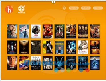 HayhayTV pour iOS 1.4.14 - Regardez des films HD et la télévision en ligne sur iPhone / iPad