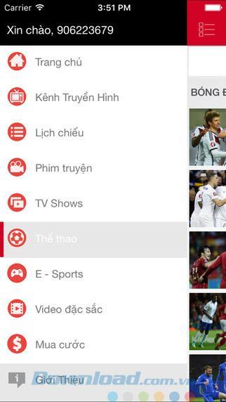 VTV Play for iOS 6.0.5-iPhone / iPadでテレビをオンラインで見る