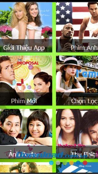 Synthétiser les derniers et meilleurs films pour iOS 1 - Entrepôt ou synthèse de films