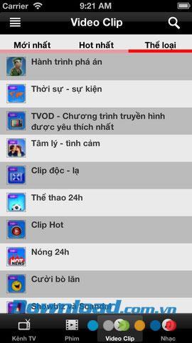 BeTV pour iOS 1.0 - Application pour regarder la télévision gratuitement