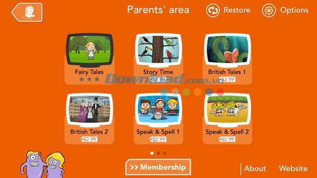 LearnEnglish Kids:iOS1.4のプレイタイム-iPhone / iPadの子供向け英語学習アプリ