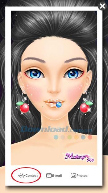 iOS1.1用のMake-UpMe-iPhone / iPadでの女の子のメイクアップゲーム
