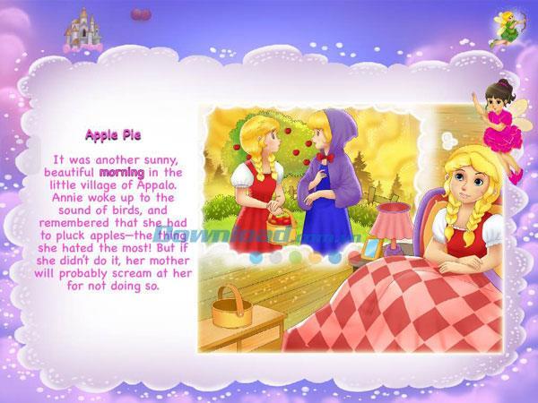 Angies Stories für iOS 1.1 - Lern-Apps für Kinder auf iPhone / iPad
