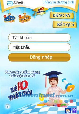 Good IQ for iOS 1.0.1 - Éveillez le jeune potentiel intellectuel