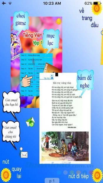 Manuels vietnamiens de 3e année pour iOS 2.0 - Manuels vietnamiens de 3e année