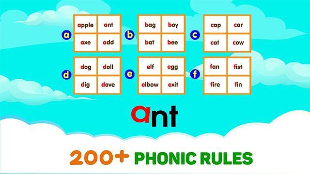 Monkey Junior für iOS 24.5.1 - Englischlern-App für Kinder auf iPhone / iPad