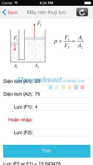 iOS1.3用のFormulaPhysics Free-iPhone / iPadでPhysicsFormulasを検索