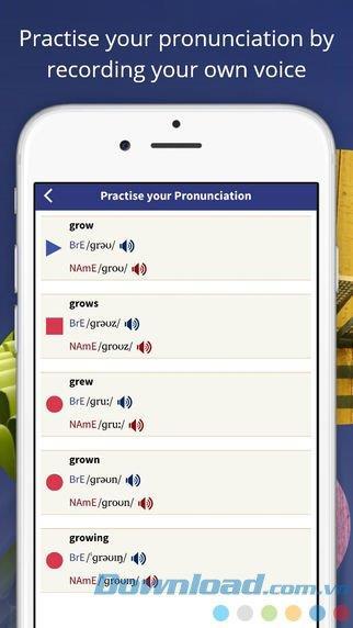 Oxford Advanced Learner's Dict pour iOS 1.1 - Dictionnaire Oxford gratuit sur iPhone / iPad