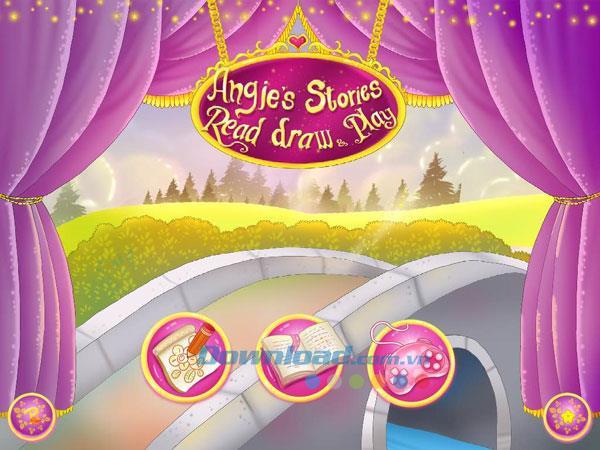Angies Stories for iOS 1.1-iPhone / iPadの赤ちゃん向け教育アプリ