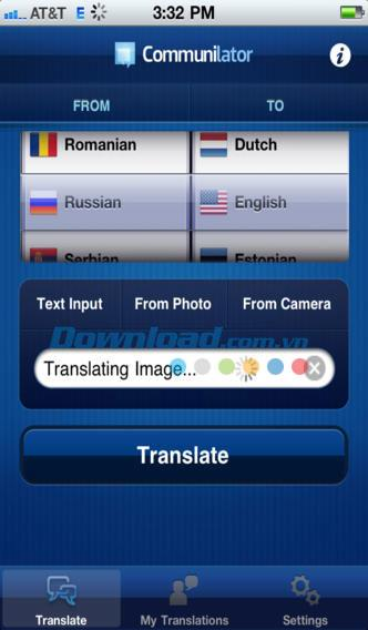 Communilator Free pour iOS 1.2.2 - Compilation multifonction sur iPhone / iPad