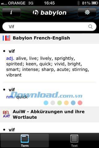 iBabylon für iOS 2.0.1 - Mehrsprachiger Compiler für iPhone / iPad