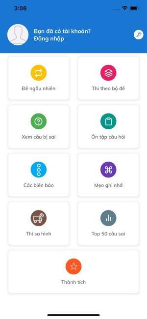 600 questions sur le permis de conduire pour iOS 1.1.0 - Examen du test de théorie de la conduite sur iPhone / iPad