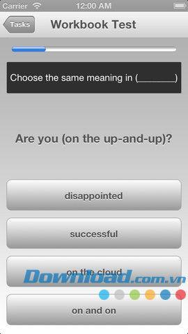 iOS1.2のリアルイングリッシュビギナーコース-iPhone / iPadでビギナー向けの英語を学ぶ