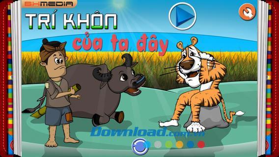 Ma sagesse ici pour iOS 1.0 - BD interactives pour enfants