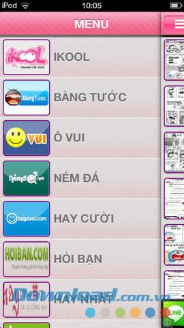 Adult Comedy für iOS 1.0 - Anwendungssynthese-Comedy