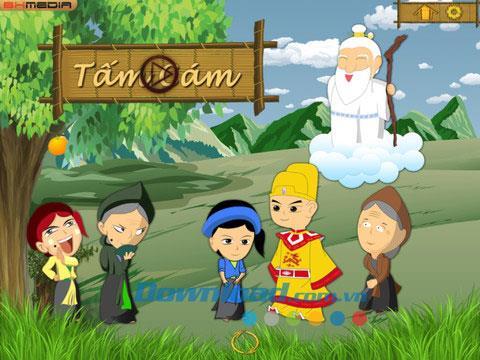 Tam Cam HD for iPad1.0-子供向けコミック