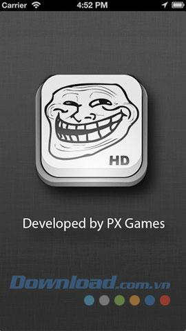 iOS2.0用コメディVL-合成コメディ