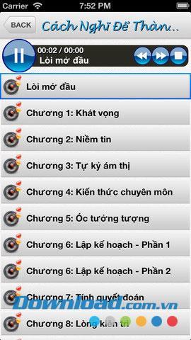 Geschichten Audio Pro für iOS 1.0.2 - Synthetisieren Sie gute Audio-Geschichten