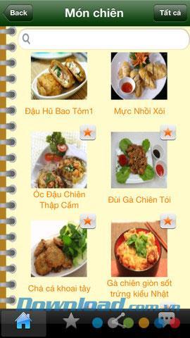 Housewife pour iOS 1.0.1 - Comment cuisiner des plats délicieux