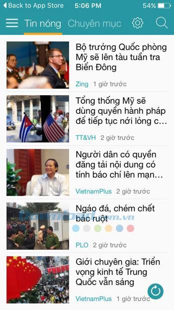 Neue Zeitung für iOS 20.07.01 - Lesen Sie Zeitungen, Nachrichten und Nachrichten rund um die Uhr kostenlos auf dem iPhone / iPad
