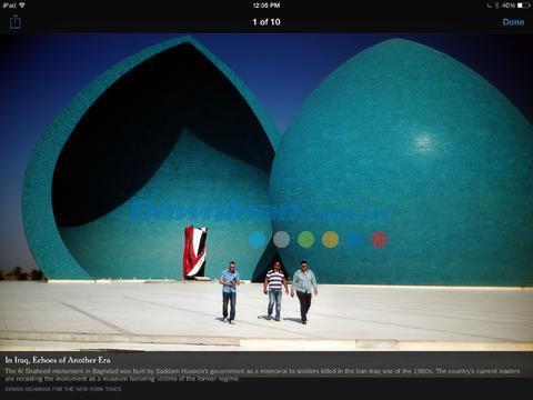 NYTimes for iPad3.0.4-iPadのグローバルニュースアップデート