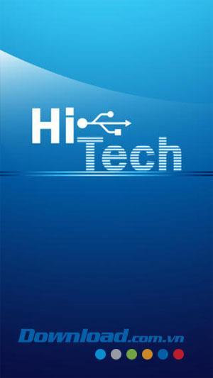 HiTech für iOS 1.0.0 - Technologie-Nachrichtensynthese