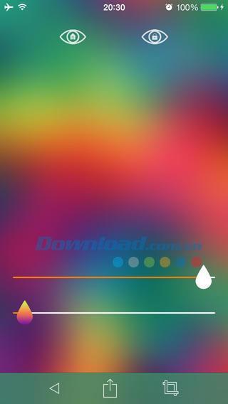 X Wallpaper for iOS 2.0.0-iPhone / iPadで無料の4K壁紙のセット