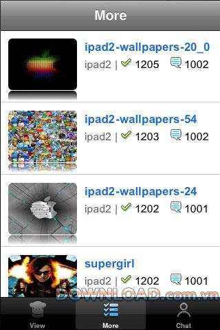 30000+ Fonds d'écran et photos pour iOS - Une collection de fonds d'écran de fleurs pour iPhone