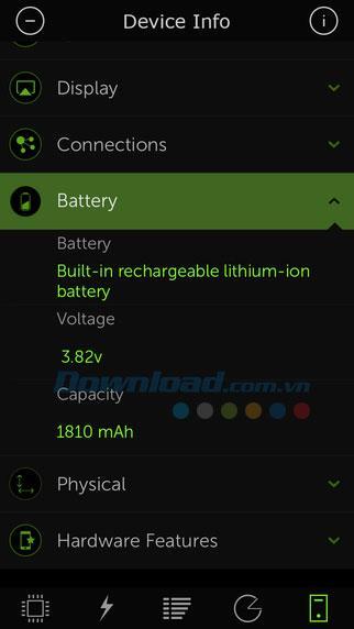 iOS3.1用システムモニター-iPhone / iPadの包括的な監視
