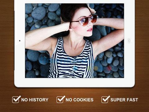 Navigateur Web Snowbunny pour iOS 4.2 - Navigateur Web rapide et sécurisé sur iPhone / iPad