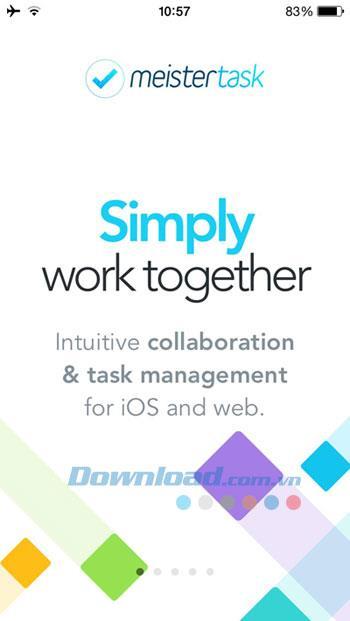 MeisterTask für iOS 1.0.2 - Verwalten Sie Aufgaben und Projekte auf dem iPhone / iPad