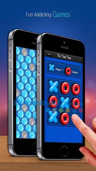 AppBundle 2 for iOS 4.2-iPhone / iPadのエンターテインメントアプリのセット