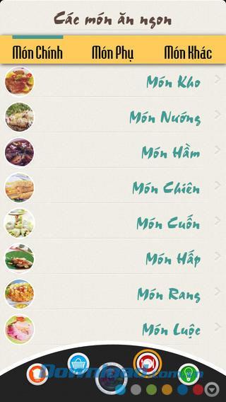Markt für iOS 1.0 - Wie man jeden Tag leckeres Essen auswählt