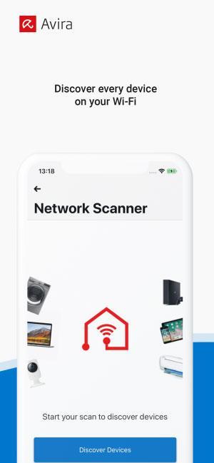 Avira Mobile Security für iOS 6.0.1 - Die optimale Sicherheitsanwendung für iPhone / iPad