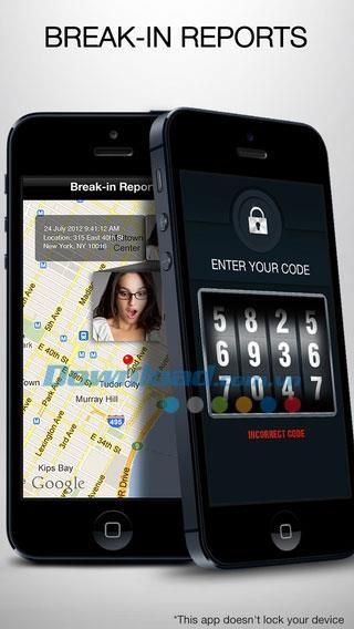 iOS1.2の場合はこれに触れないでください-iPhone / iPad用の無料のセキュリティアプリ